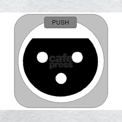Ash Grey XLR Chasis Connector
