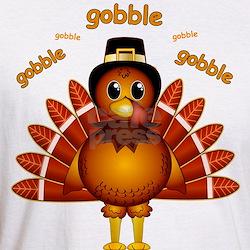 Gobble Gobble Turkey Shirt