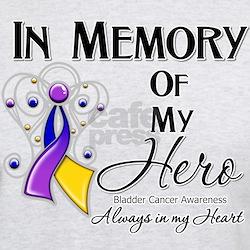 In Memory Bladder Cancer T-Shirt