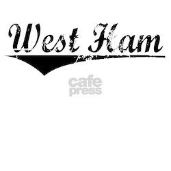 West Ham, Aged, Infant T-Shirt