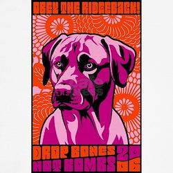 Rhodesian RIDGEBACK Peace! Kids T-Shirt
