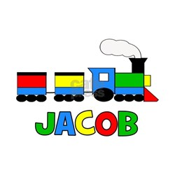 TRAIN_Jacob.png Infant T-Shirt