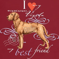Wirehaired Vizsla T-Shirt