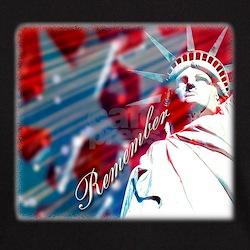 9/11 Remember Black T-Shirt