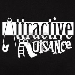 Attractive Nuisance Tee