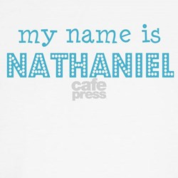 My name is Nathaniel Kids T-Shirt