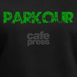 Green PARKOUR, Aged, Shirt