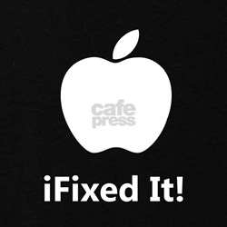 iFixed It Apple T-Shirt