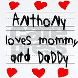 Anthony Baby Bodysuits