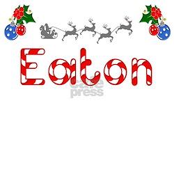 Eaton, Christmas Infant T-Shirt