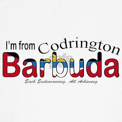 Codrington Barbuda Kids T-Shirt