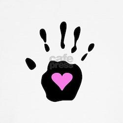Heart in Hand T