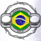 Brazil golf shirts Polos