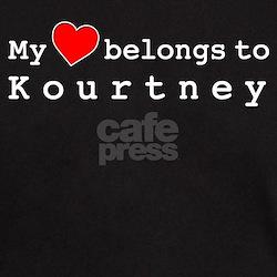 My Heart Belongs To Kourtney T-Shirt
