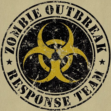 Zombie Response Shoulder Bag 77