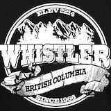 Whistler T-shirts