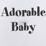 Adorable baby Baby Bodysuits
