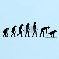 Cute Evolution man T-Shirt