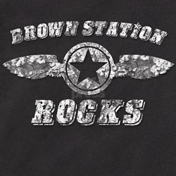 BROWN STATION ROCKS T