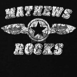 MATHEWS ROCKS T