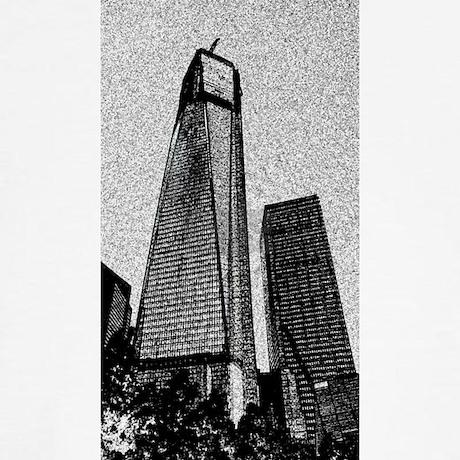 Freedom Tower Sweatshirt by RJSDesign