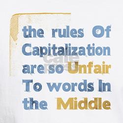 Capitalization - T-Shirt