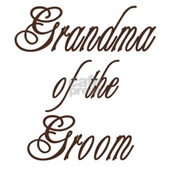 CB Grandma of the Groom Shirt
