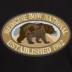 Medicine Bow Brown Bear Badge T-Shirt