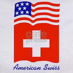 Swiss American Tee