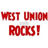 West Union Rocks Mug