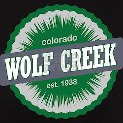 Wolf Creek Ski Resort Colorado Green Tee