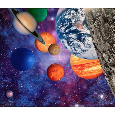 solar system blankets - photo #19