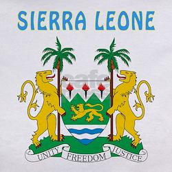 Sierra Leone Coat of arms Tee