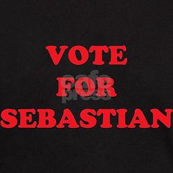VOTE FOR SEBASTIAN T-Shirt