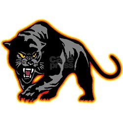 Black panther bumper stickers car stickers decals more for Black panther mural