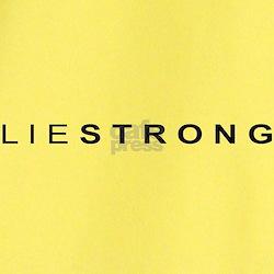 Liestrong yellow Tee