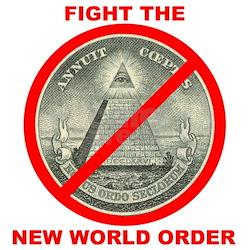 Fight the NWO Ash Grey T-Shirt T-Shirt