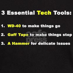 3 Essential Tech Tools T-Shirt