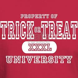 Trick or Treat University T-Shirt