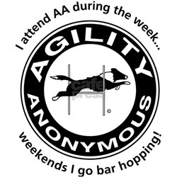 Agility Anonymous T-Shirt