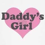 Daddy\'s girl T-shirts