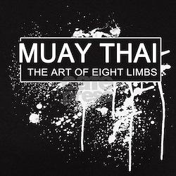 Women's Dark Muay Thai T-Shirt
