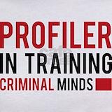 Criminal minds T-shirts