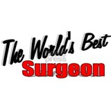 """The World's Best Surgeon"" Mug"