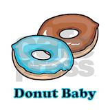 Donut Baby Bodysuits