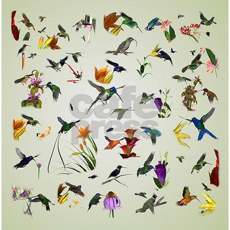 Marvelous Hummingbird Bathroom Accessories Decor CafePress
