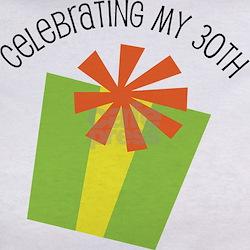 Celebrating My 30th Birthday Tee
