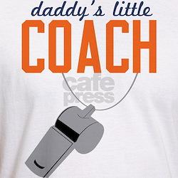Daddy's Little Coach T-Shirt