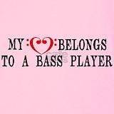 Bass guitar Tank Tops