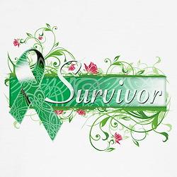 Survivor Floral copy T-Shirt